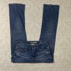 BKE Aiden Bootleg jeans size 26 short